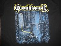 Deathbearer Shirt Large Death Metal Entombed Misery Index