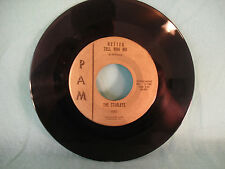 Starlets, Better Tell Him No / You Are The One, Pam Records 1003, Northern Soul