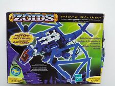 Hasbro Zoids Ptera Striker #010 Motorized Toy Model Kit NEW