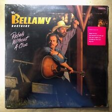 Sealed Vinyl Record -  The Bellamy Brothers ‎– Rebels Without A Clue - MCA-42224