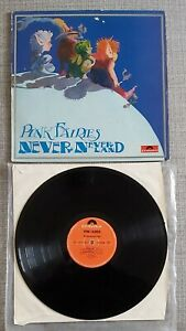 PINK FAIRIES-NEVER NEVER LAND-ORIGINAL REGULAR UK ISSUE ON POLYDOR RECORDS-VGC