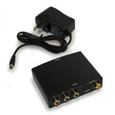 Component Video (YPbPr) w/Digital Audio to HDMI Converter