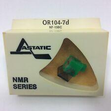 ORTOFON  NF-15BC PHONO NEEDLE IN ASTATIC PKG OR 104-7D, NOS/NIP