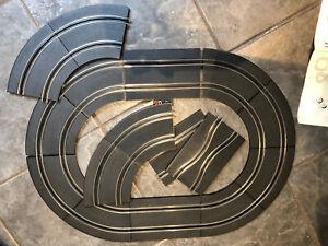 60/70s Lincoln International Vintage Formula 500 Slot racing track ~ Boxed