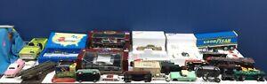 VTG & Modern LOT Die Cast Trucks Cars Trains Goodyear Chevy Maisto Danbury Mint