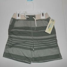 NWT Genuine Kids from Oshkosh, size 5T green pull on shorts