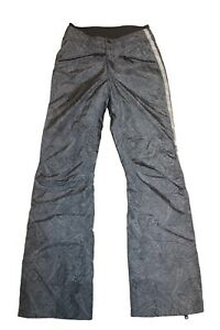 Bogner Fire+Ice Rola Women's Ski Pants Black Grey Size 34 XS New with Tag