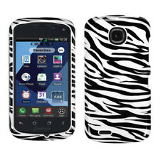 For ADR910LVW Marauder Zebra Skin Hard Snap On Phone Protector Cover Case