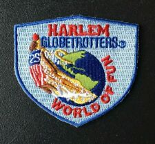 Harlem Globetrotters World of Fun Patch