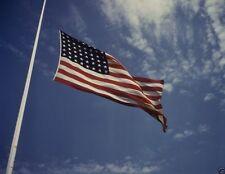 New WW2 World War II 8x10 Photo: US American Flag Fort Knox Kentucky June 1942