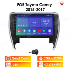 For 2015-17 Toyota Camry 10.1'' Android10 Car Radio GPS 2+32G Stereo +Canbus CAM