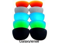 Lentes De Repuesto Para Oakley Frogskins gafas de sol black&green&blue&gray&red