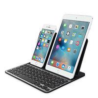 Belkin QODE Bluetooth Dual Device Keyboard for iPad Pro Air 2 Mini Galaxy Tab