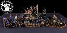 CUSTOM ORDER Warhammer FB/AoS PP Vampire Counts Army.