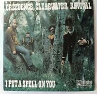 "CREEDENCE CLEARWATER REVIVAL⚠️Mint⚠️1969-7""-I PUT A SPELL ON YOU-BF17007-Germany"