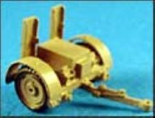 Milicast G194 1/76 Resin WWII German Special Trailer for 2.8cm ATG Ammo and Gun