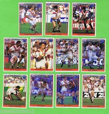 1993  ST GEORGE DRAGONS  RUGBY LEAGUE CARDS