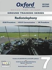 Radiotelephony for PPL and Beyond: ICAO Procedures, VFR RT Communications, UK Pr