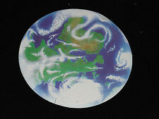 """Lot- 14 Round Mother Earth Inside Window Decals Liquid Stickers 5"""" & 3""""- New"""