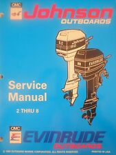 1994 Johnson Evinrude 2 2.3 3.3 4 5 6 8 HP Outboard Shop Service Repair Manual