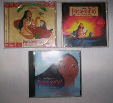 LOT CDS SPECIAL B.O FILM DISNEY POCAHONTAS