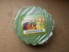 Yankee Candle Rare Usa Green House Wax Tart