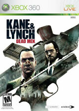 Kane & Lynch: Dead Men Xbox 360 New Xbox 360