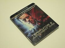 Terminator 2: Judgment Day 4K Ultra HD + Blu-ray + Digital (Expired) w Slipcover