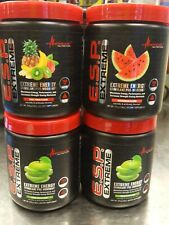 Metabolic Nutrition ESP Extreme E.S.P. Pre Workout FREE SHIPPING