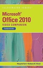 Video Companion Dvd for Hunt/Waxer's Microsoft Office 2010: Illustrated Fundame