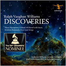 VAUGHAN WILLIAMS: DISCOVERIES - Brabbins, BBC SO, Williams, Johnstone