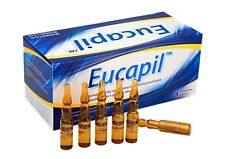 Hair Loss Treatment EUCAPIL Anti Baldness Alopecia 30 ampoules