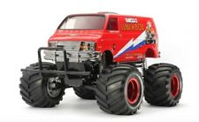 Tamiya 47402 1/12 RC Truck Kit CW01 Lunch Box Wheelie Monster Red Edition w/ESC