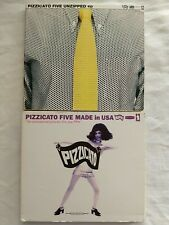 2 Cd Lot Pizzicato Five Made in Usa & Unzipped 3 Track Ep J-Pop Coolest Combo !