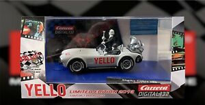 Shelby Cobra 289 YELLO , Carrera digital 132 Limited Edition