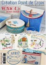 French cross stitch magazine Creation point de croix No.48 special