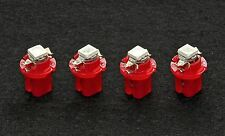 Rote high Power SMD LED Instrumenten Tacho Beleuchtung VW Golf 3 / Vento rot NEU