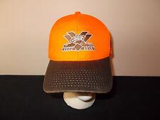 Minnesota Wild Blaze Orange Deer Pheasants Forever Hunting 2015 hockey hat sku31
