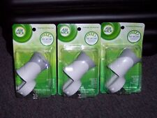 3 NEW AIR WICK SCENTED OIL WARMERS ELECTRICAL PLUG DIFFUSERS - FOR SCENTED OIL