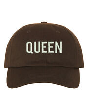 QUEEN Dad Hat Baseball Cap - Many Styles
