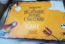 Disney Tim Burton's The Nightmare Before Christmas Board Game Complete