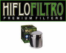 HIFLO FILTRO OLIO  CHROME HARLEY DAVIDSON VRSCSE SCREAMIN' EAGLE V-ROD 2005