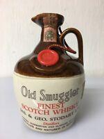 OLD SMUGGLER  No.3. 1978 FINEST SCOTCH WHISKY  JAS & GEO. STODART LTD 75CL 40%