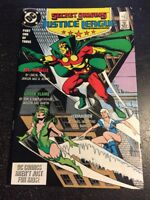 DC Comics Secret Origins Vol 3 #35 December 1988 Justice League International NM