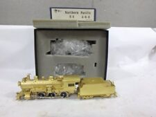 VINTAGE MINT IN BOX HO BRASS PFM NP NORTHERN PACIFIC 4-6-0 S-4 LOCO & TENDER