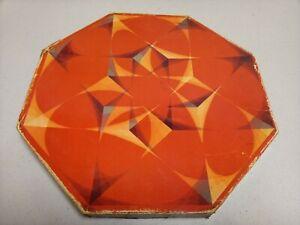 1968 Springbok Okta Puzzle Hypercube Octagonal Puzzle 500 pieces