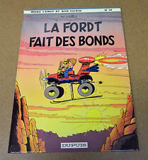 MARC LEBUT - FRANCIS - T 14 - LA FORD T FAIT DES BONDS - EO ( QUASI NEUF )