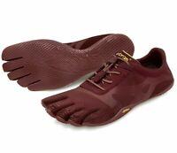 Vibram 19W0702 Women's FiveFingers KSO EVO Shoes Burgundy Minimalist Running