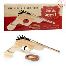 Elastic Rubber Band Shooter Gun Shooting Toy