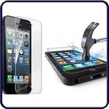 Vitre Trempé pour IPhone 4 4s 5S 5C SE 6 6S 6+ 7 Plus 7s verre protection écran